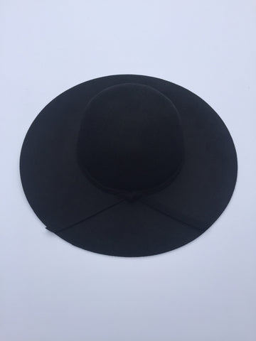 Couture Tie Floppy Hat