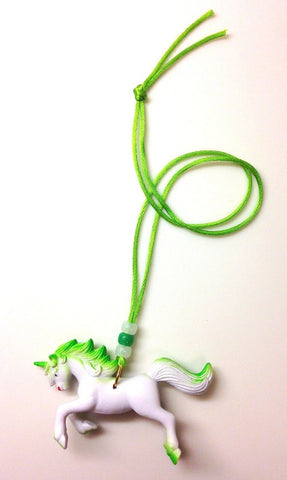 Verde The Unicorn Necklace