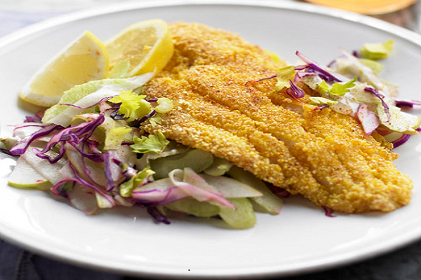 Catfish: FRESH USA Catfish Fillet Skin-Off  5 pounds for only $12.99 per pound*
