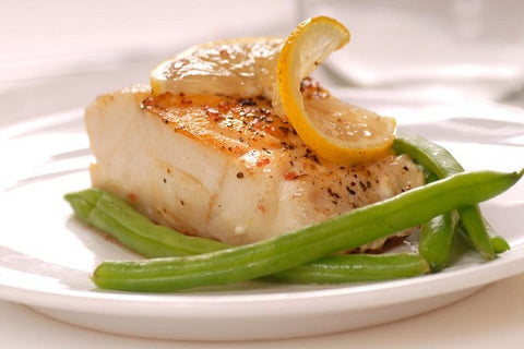 Cod: Fresh Wild Pacific Cod Fillet 5 pounds only: $14.99 per pound*