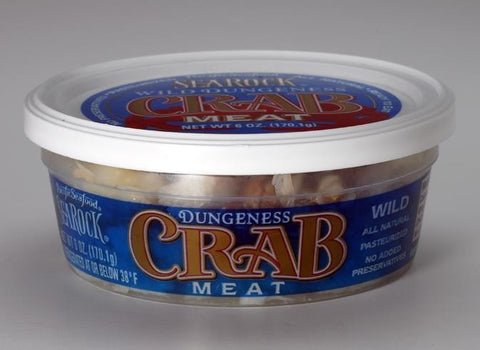 Crab: Fresh Wild Dungeness Crab Meat 1lb: **Add on to your order for $49.95 per pound*