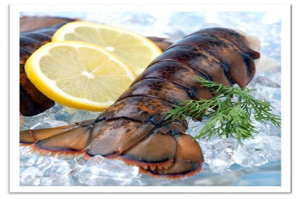 Lobster Tails: $8.79 each!*