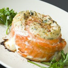 Salmon: Sockeye Salmon Pinwheels (8 Pinwheels at 6 ounces each) Frozen $9.25 EACH!