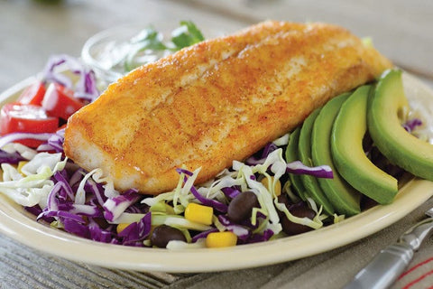 Fresh Tilapia Fillet 5 pounds: $7.99 per pound*