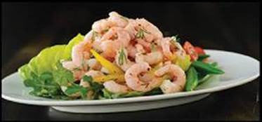 Shrimp: Frozen Salad Shrimp 5 pounds for $9.99 per pound*