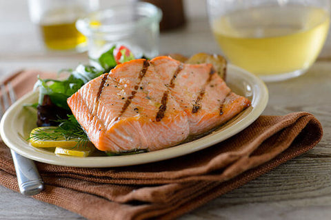Steelhead: Fresh Columbia River 16 X 5 ounce portions $6.99 per portion*