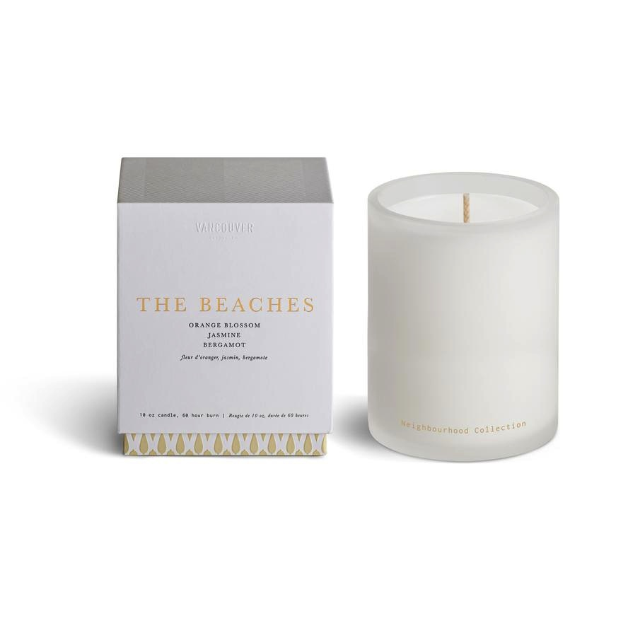 Soy Candle - Beaches