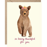So Beary Thankful