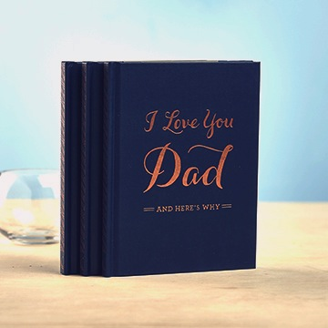 I Love You Dad - Gift Book
