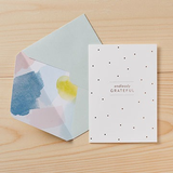 x10 Endlessly Grateful - Boxed Notecard Set