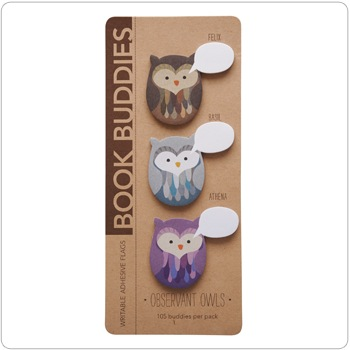 Book Buddies - Observant Owls