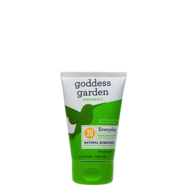 Goddess Garden - Everyday Natural Sunscreen SPF 30 Tube