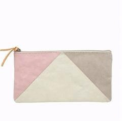 olivia paper clutch large cachemire