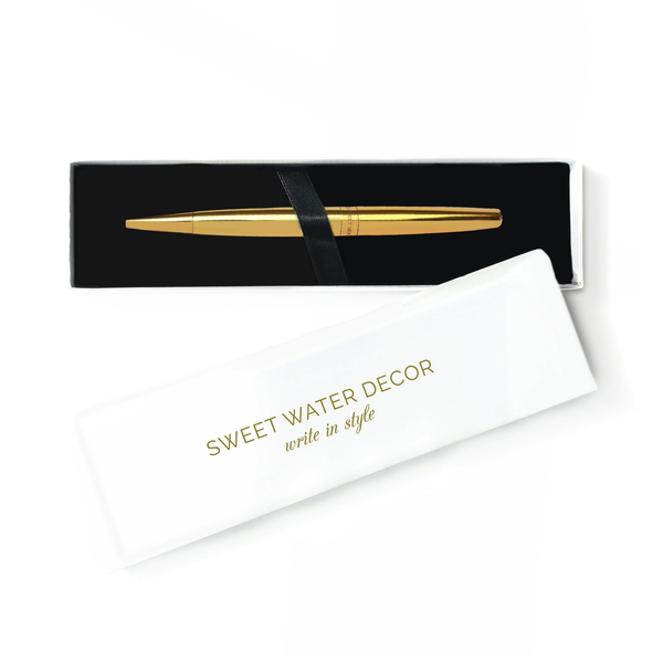 Chic Gold Pen