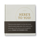 Here's To You - Gift Book
