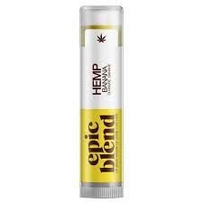 HEMP - BANANA Lip Balm