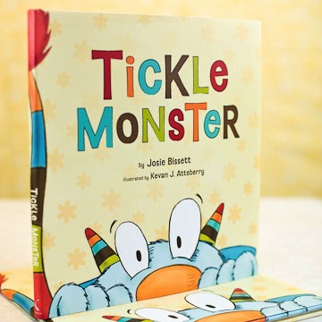 Tickle Monster - Gift Book