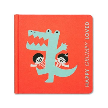 HAPPY GRUMPY LOVED