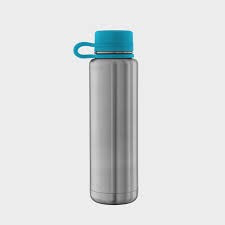 Planet Box 18 oz Stainless Steel Water Bottle - Teal