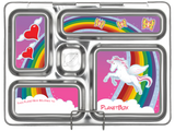 Rover Lunchbox Magnets - Rainbow