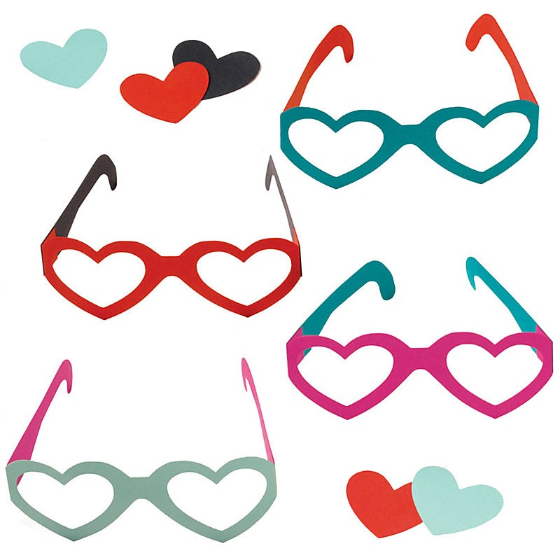 Spectacular Glasses VDAY Card Kit