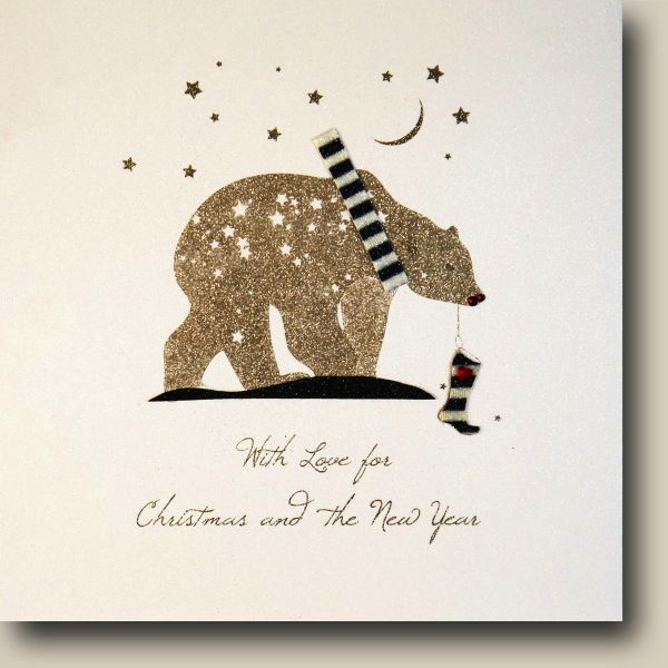 With Love for Christmas and the New year (Polar Bear)