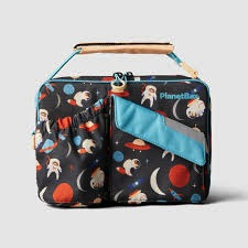 Planet Box Carry Lunch Bag - Space Animals