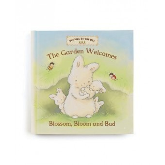 The Garden Welcomes Blossom, Bloom and Bud Book