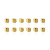 Cube Mighties Magnets - Golden 12 Pack