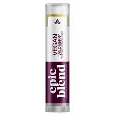 VEGAN - WILD BERRY Lip Balm