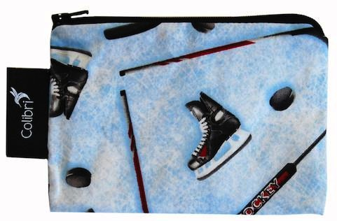 Small Snack Pouch - Hockey