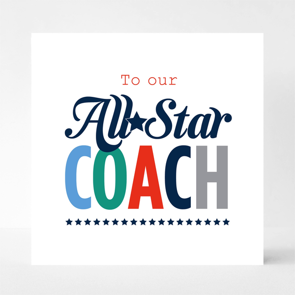 All Star Coach