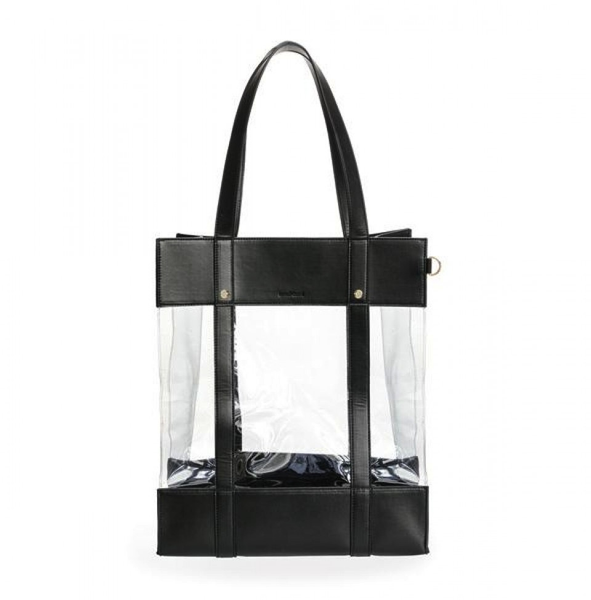 Clear Shopper Tote
