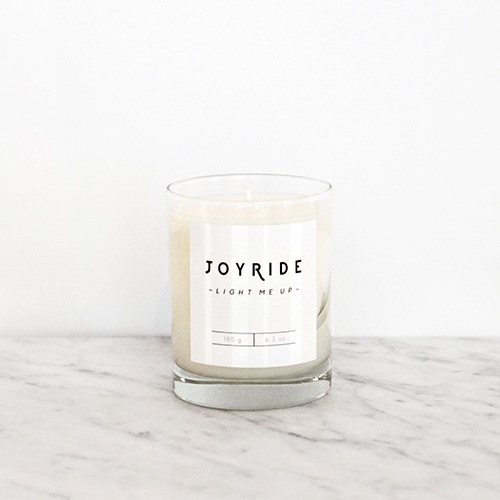 Soy & Beeswax Candle