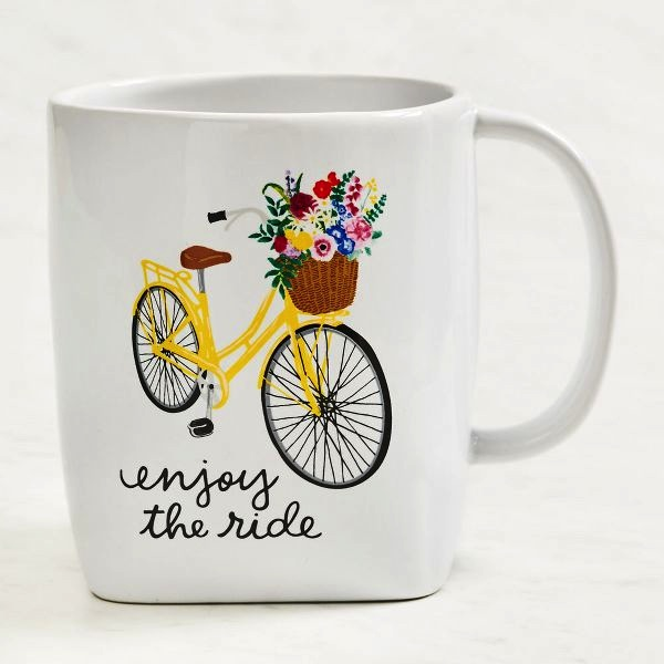 Enjoy the Ride Bike Mug