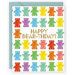 Gummi Bear-thday