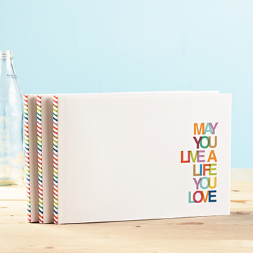May You Live A Life You Love - Gift Book