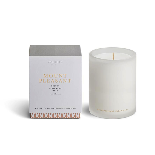 Soy Candle - Mount Pleasant