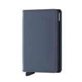 SLIM Wallet - matte grey black