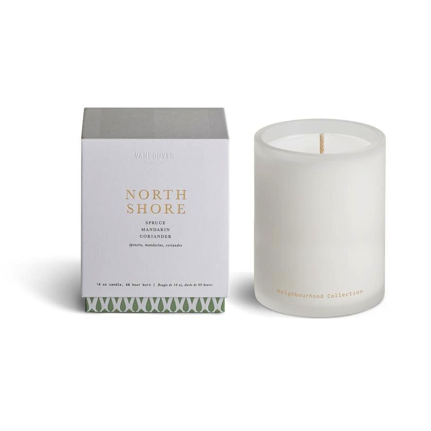 Soy Candle - North Shore