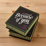 Notecard Kit - Because Of You