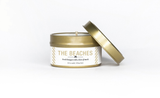 Travel Tin Soy Candle - Beaches