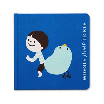 WIGGLE JUMP TICKLE - A Little Book of Actions