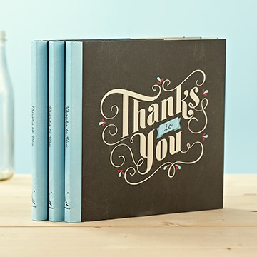 Thanks To You - Gift Book