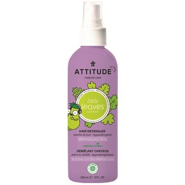 Little Leaves Hair Detangler Vanilla & Pear
