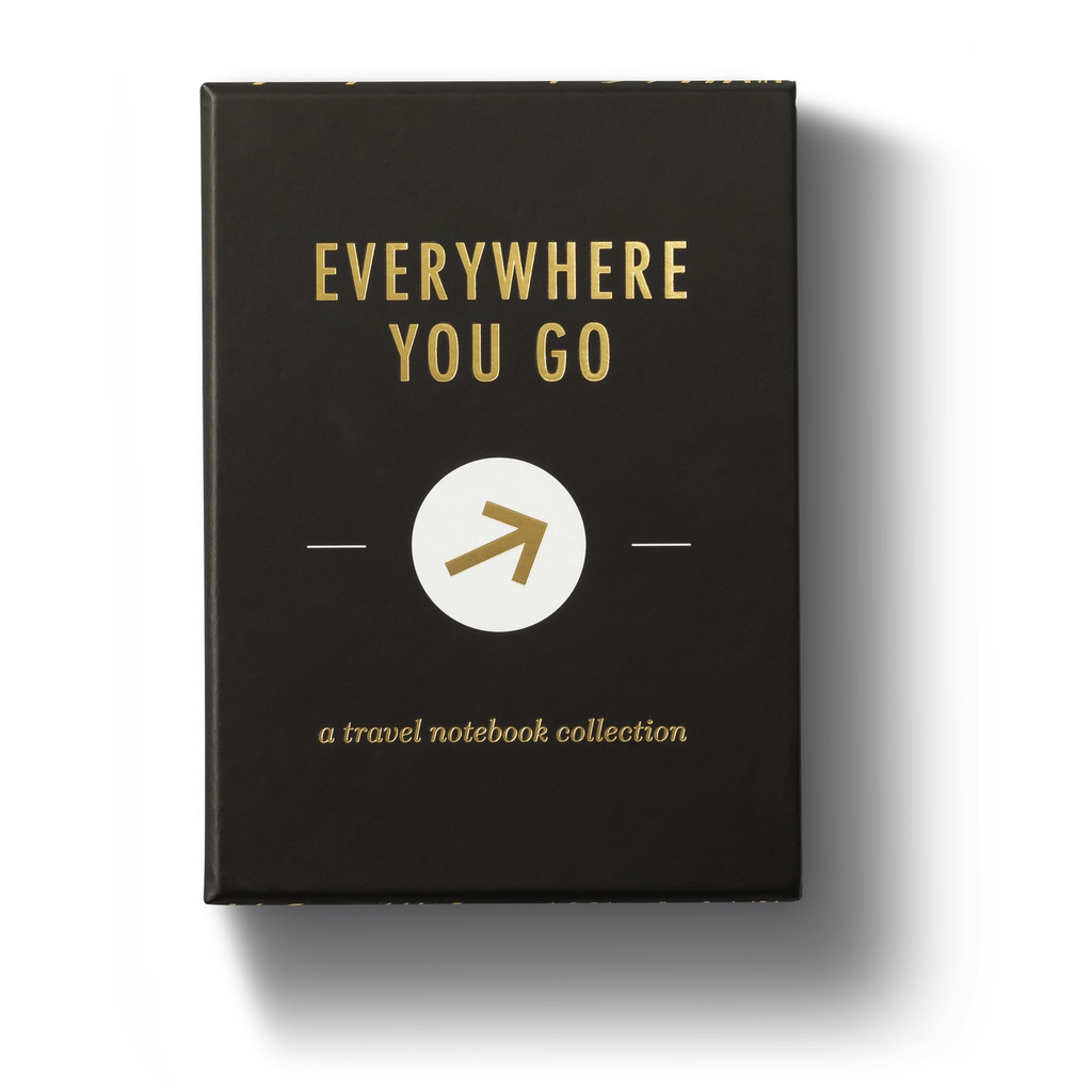 Everywhere You Go: A Travel Notebook Collection