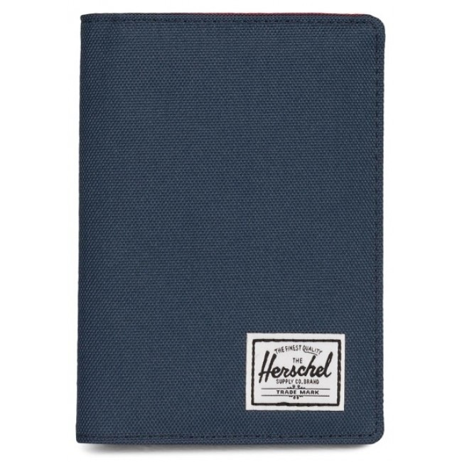 Raynor PASSPORT Wallet Navy/Red