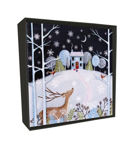 CHRISTMAS CARD BOX SET – WINTER WONDERLAND