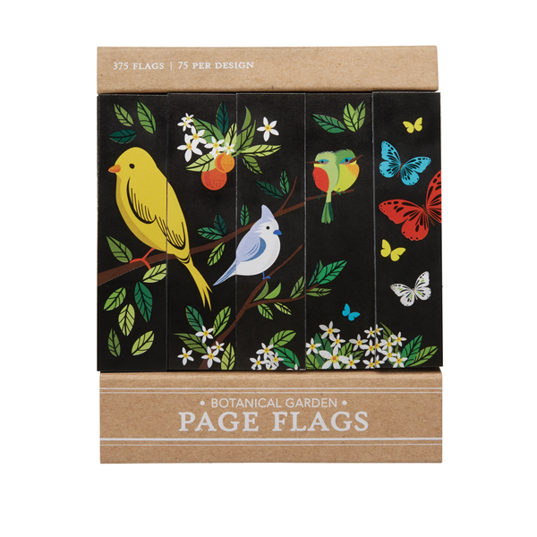 Birds of a Feather - Page Flags