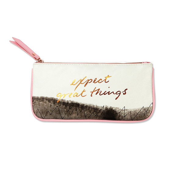 Pouch - Expect great things
